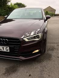 audi a3 saloon 2 0 tdi s line 6 speed manual 2014 25k