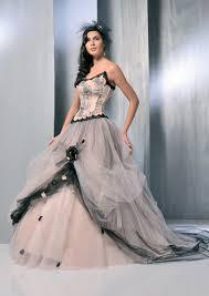 robe de mari e original robe mariee couleur originale robe beige dentelle mllerobe