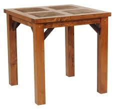 High Bistro Table Mountain Woods Furniture Wyoming 36