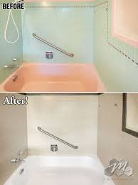 Bathroom Reglazing Cost Bathtub Refinishing Cost Miracle Method Refinish A Bathtub Pmcshop
