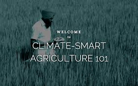 why climate smart agriculture climate smart agriculture guide