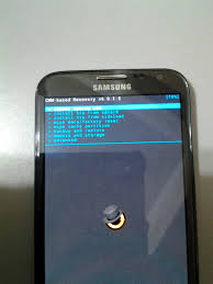 cwm recovery apk galaxy note 2 rooting install cwm and official rom