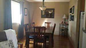dining room help mirror painting curtains colors home