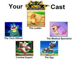 Pokemon Kid Meme - pokemon cast on codename kids next door sector v by