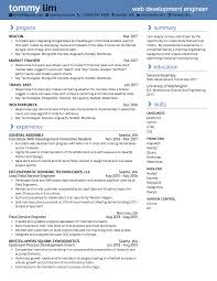 Resume Creator App Backend Developer Resume Free Resume Example And Writing Download
