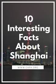 10 interesting facts about shanghai png