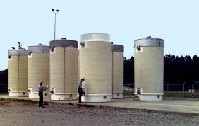 dry cask storage wikipedia