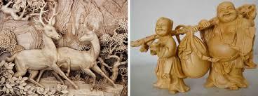 wood carving handicrafts culture