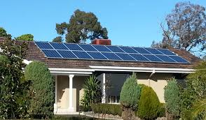 solar panels on houses envirogroup residential solar power systems