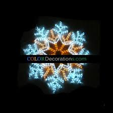 cd ho105 light snowflake decorations led windows snowflake