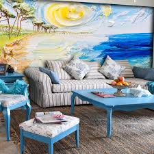 Children S Living Room Furniture by Aliexpress Com Buy 3d Children U0027s Room Mural Wallpaper Living