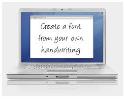 font generator make your own handwriting font with your fonts