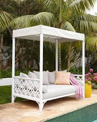 furniture outdoor daybed with canopy cheap outdoor daybeds