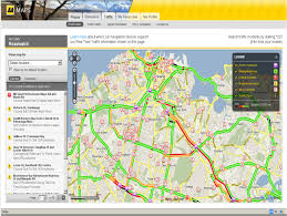 Real Time Maps Real Time Traffic Geosmart Weblog