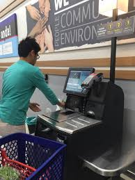 Self Checkout Meme - tesco introduced self checkout machines in one of its stores we