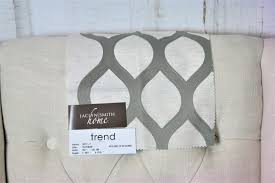 upholstery geometric gray fabric by the yard home decor