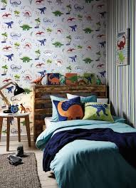 The  Best Boys Bedroom Wallpaper Ideas On Pinterest Black And - Kid room wallpaper