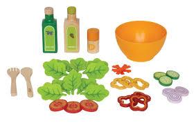 kinderküche zubehör salat set für die kinderküche bei itkids kaufen