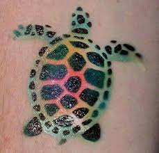 unique turtle tattoos and what they symbolize inkdoneright