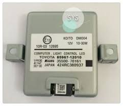 koito ballast for 2014 2015 lexus is250 is350 isf use led light