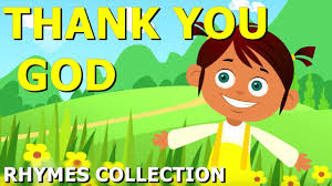 poem about thanksgiving to god thank you god nursery rhyme nursery rhyme for kids twinkle tv
