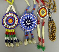 indian beads necklace images Beaded jewelry jpg