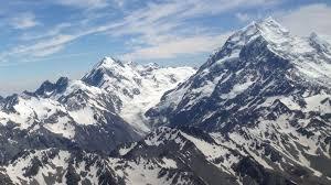 Rugged Mountain Range Tekapo Helicopters New Zealand Book Now
