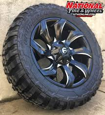 Fierce Attitude Off Road Tires 20x9 Fuel Off Road Stryker 33x12 50r20 Federal Couragia M T