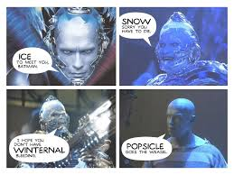 Mr Freeze Meme - mr freeze ice puns