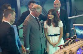 gallery prince charles and camilla visit doctor who set and matt