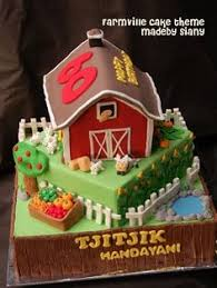 farmville cake mudda cake pinterest cake food art and food