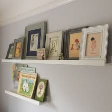 ikea mosslanda ikea mosslanda picture ledge ideal for nursery styling
