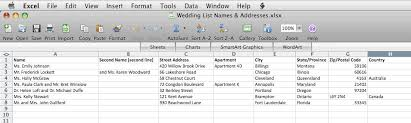 format excel sheet for printing create a mailing list in excel bachcroft labels