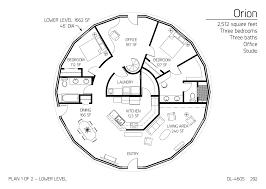 floor plan dl 4605 monolithic dome institute floor plan dl 4605