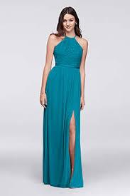 teal bridesmaid dresses oasis bridesmaid dresses gowns david s bridal