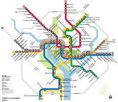 Dc Metro Silver Line Map by Washington Dc Metro Rail Stations C21redwood