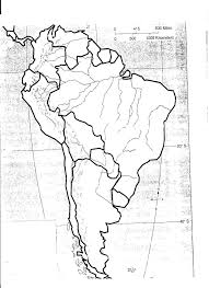 Blank North America Map by South America Physical Map Quiz Roundtripticket Me