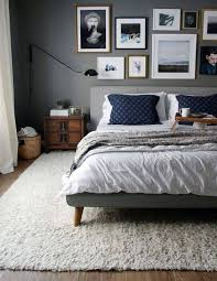 gray and brown bedroom 10 rooms that prove neutral doesn t mean boring gallery wall cozy