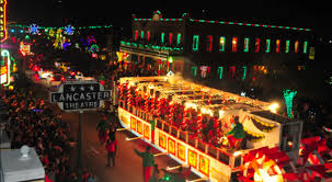parade of lights fort worth 2017 the 10 best christmas towns in texas in 2016