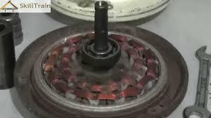 understanding ball bearing a motor a ceiling fan hindi