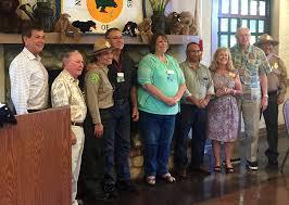 scvnews com placerita nature center volunteer of year jim