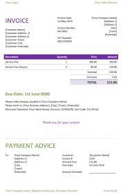 blank invoice form corol lyfeline co
