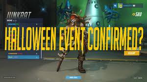 overwatch halloween background video overwatch halloween event leaked screenshots and descriptions