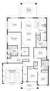 Floor Plans For 2 Bedroom Apartments Bedroom Floor Plans Home Designs Ideas Online Zhjan Us