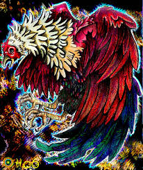 fighting rooster 2 by eyeart4u on deviantart