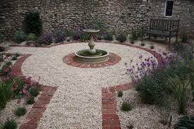 garden beautiful home scenery with courtyard design girlsonit