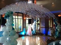 under the sea theme dance floor decoration seahorse balloon