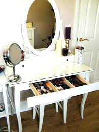 Bedroom Makeup Vanity With Lights Makeup Vanities For Bedrooms With Lights Vanity Desk With Lights