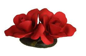 capodimonte roses capodimonte porcelain flowers