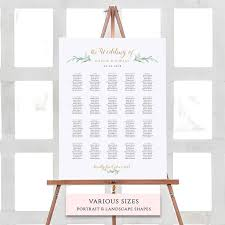 wedding seat chart template seating chart printable template diy wedding table plan connie